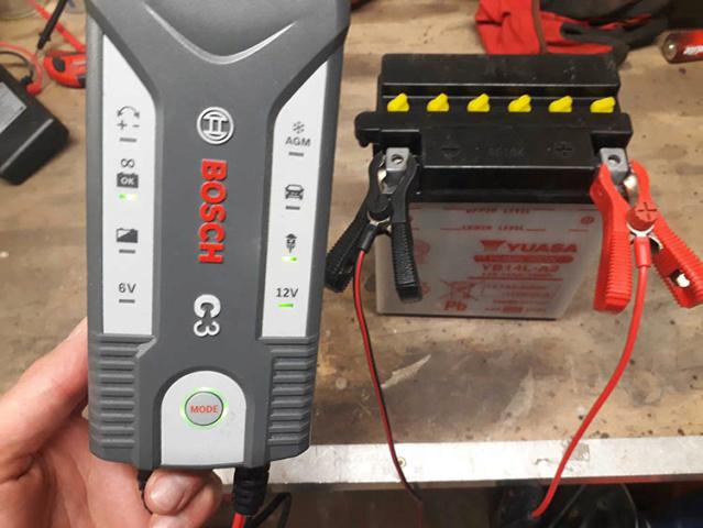 Problème sur batterie neuve Batter12