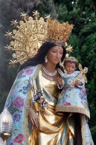 VENEZUELA, ESTAMOS JUNTO A TÍ Virgen10