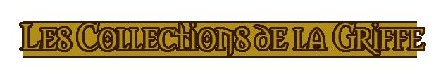 La Griffe du Lion, boutique d'armes Collec13