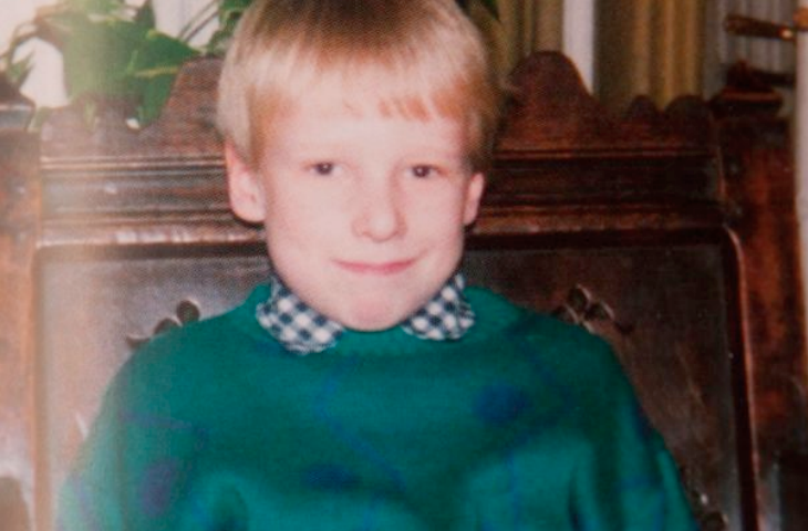Photos of murderers as Children 14_and10