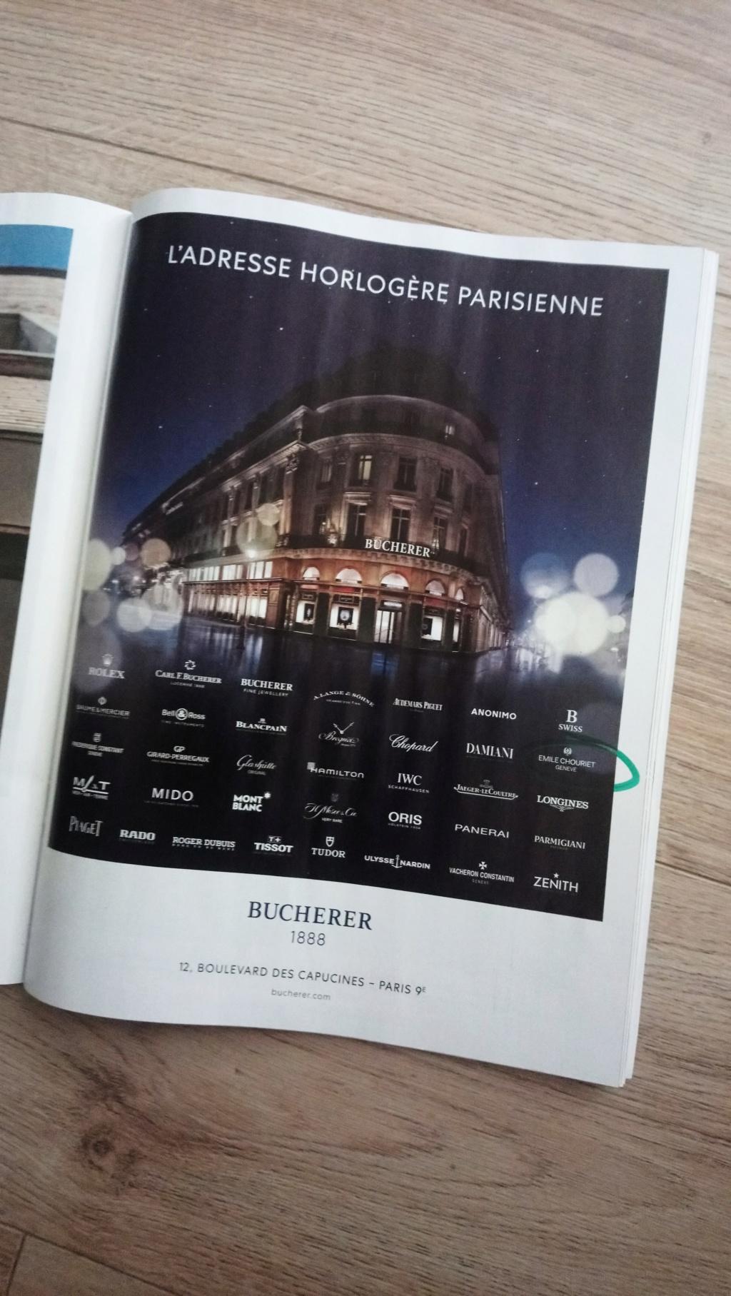 Le club des heureux possesseurs d'Emile Chouriet - Page 2 Bucher10