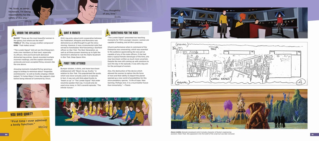 Star Trek : The Official Guide to the Animated Series (2019) 81vphk10