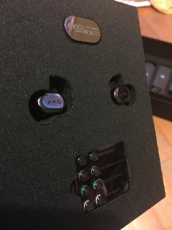 AKG N5005 auricolari (VIAREGGIO) 444fbf10