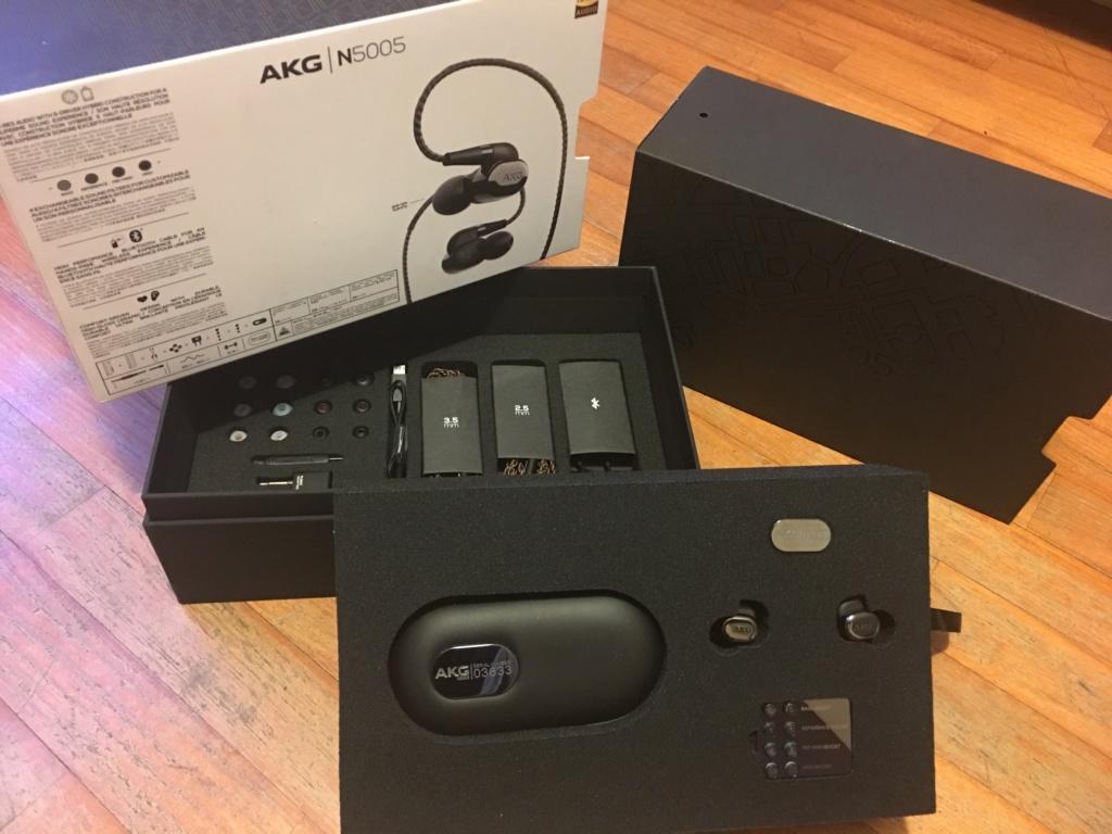 AKG N5005 auricolari (VIAREGGIO) A54ee210