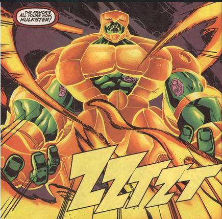 Dio Brando [Jojo's Bizarre Adventure] Hulk11