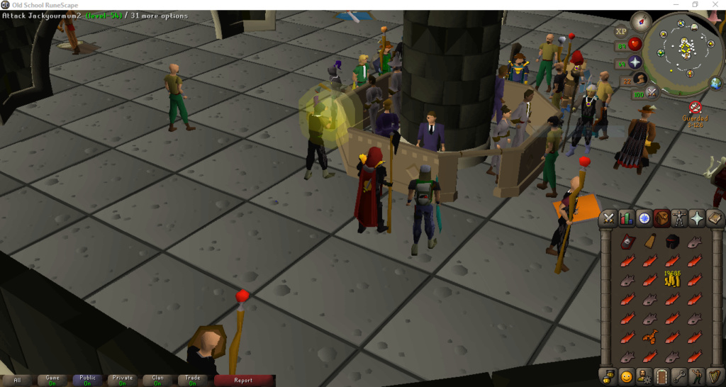 RuneScape. For_th13