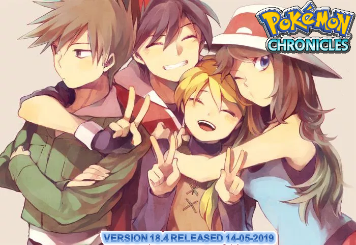 Pokémon Chronicles Demo - Version 16.7 Pokemo41