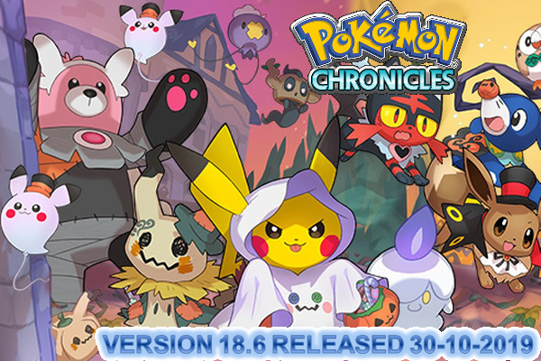 Pokémon Chronicles Version 18.1 Pokemo59