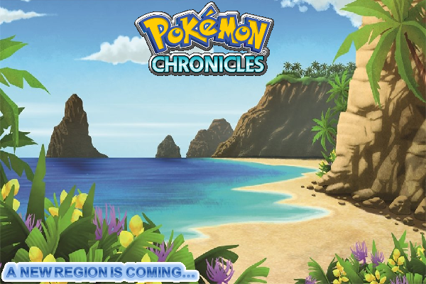 Pokémon Chronicles Version 19 - Update Preview Pokemo61