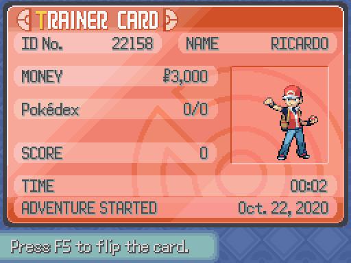 Pokémon Chronicles Version 19 Pokemo79