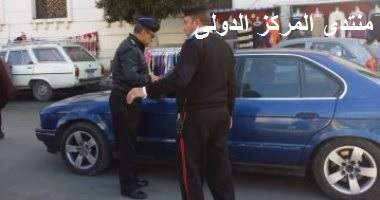 تعرف على حالات سحب رخص السيارات أثناء القيادة بقانون المرور  8888813