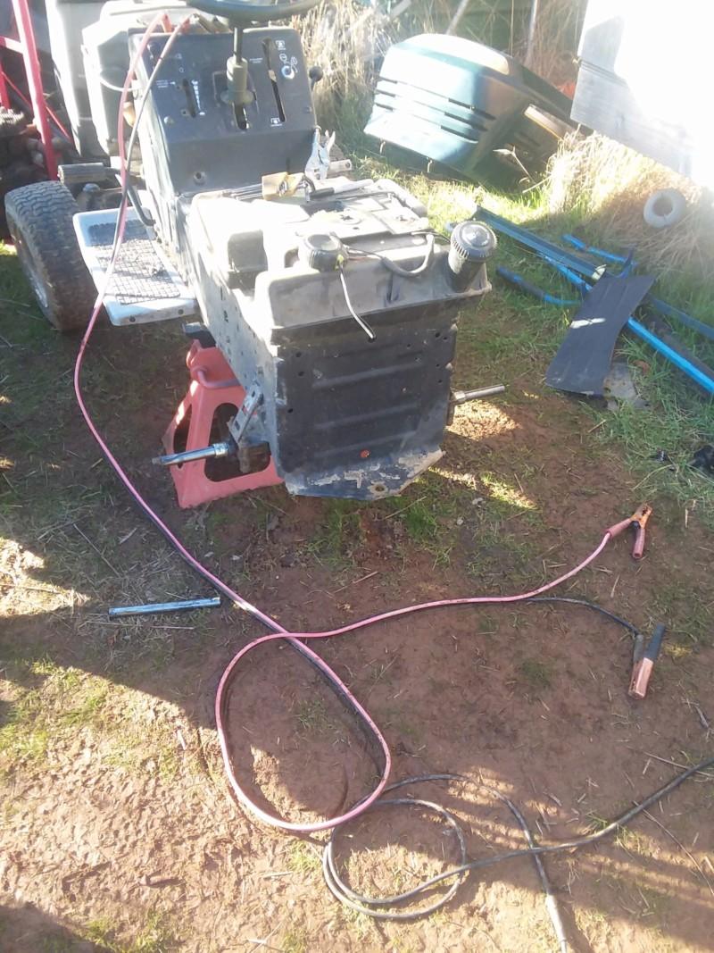 Craftsman 18hp Rally Mower 20181218