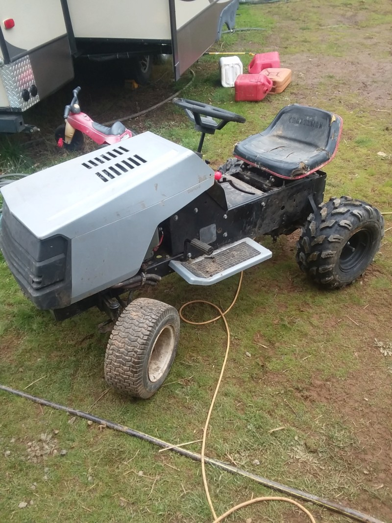 Craftsman 18hp Rally Mower - Page 4 20190225