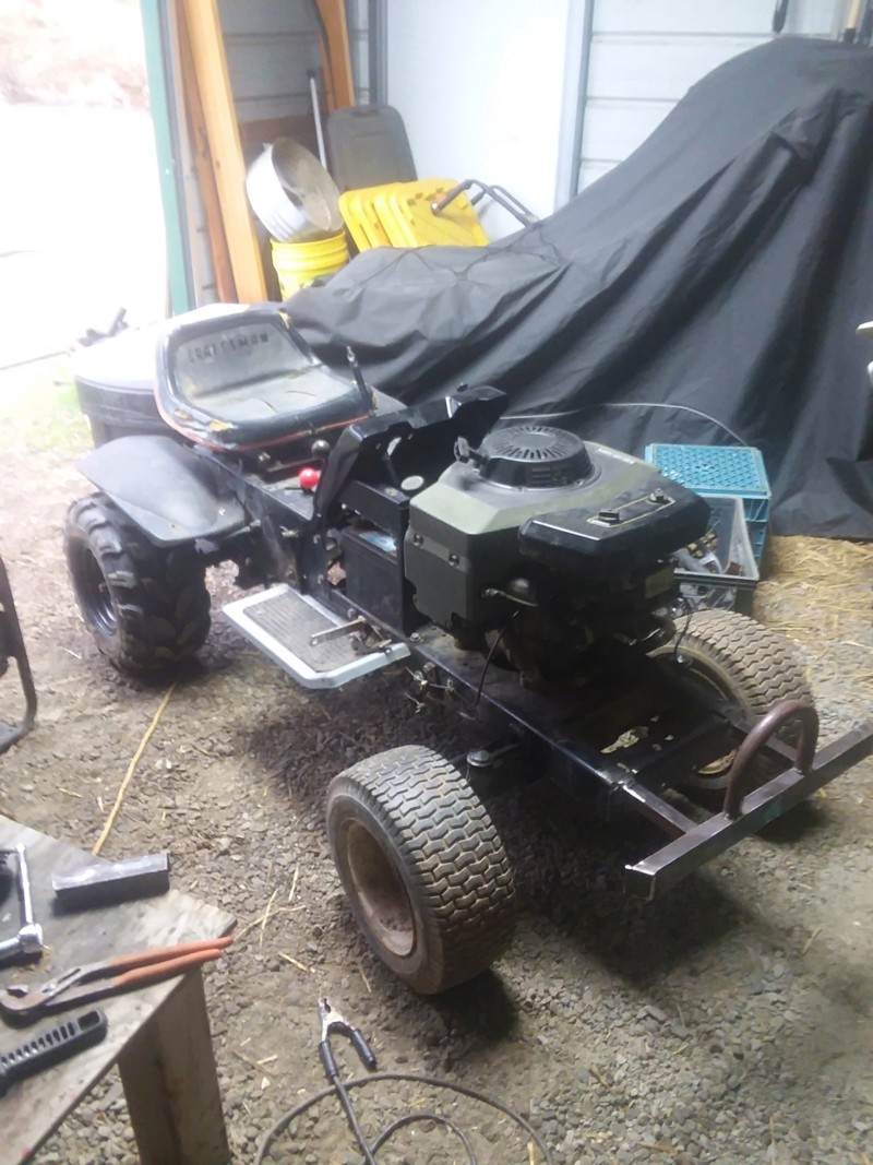 Craftsman 18hp Rally Mower - Page 5 20190230