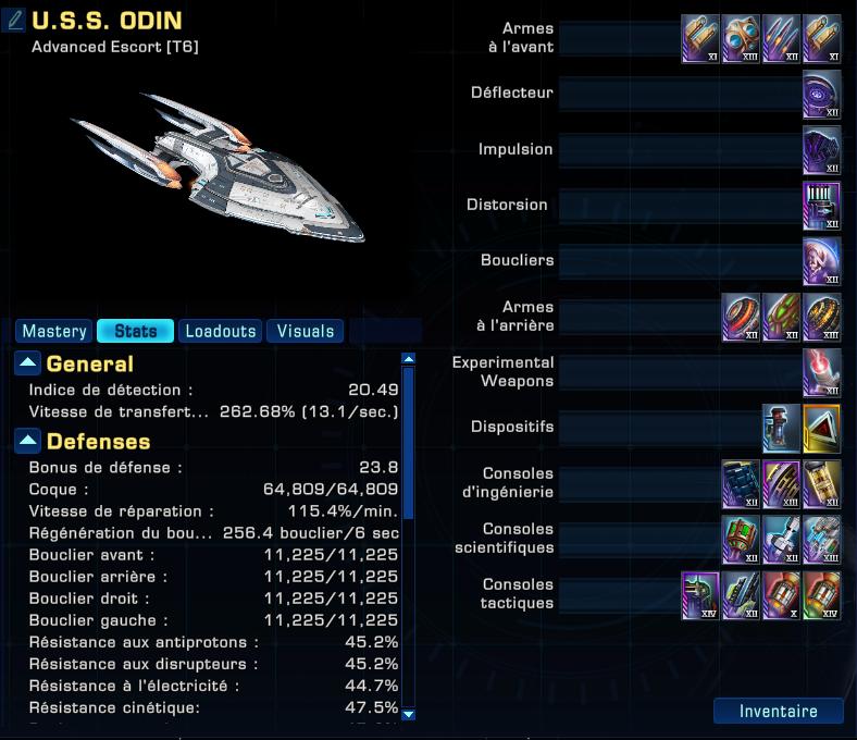 problème configuration vaisseau  Gamecl10