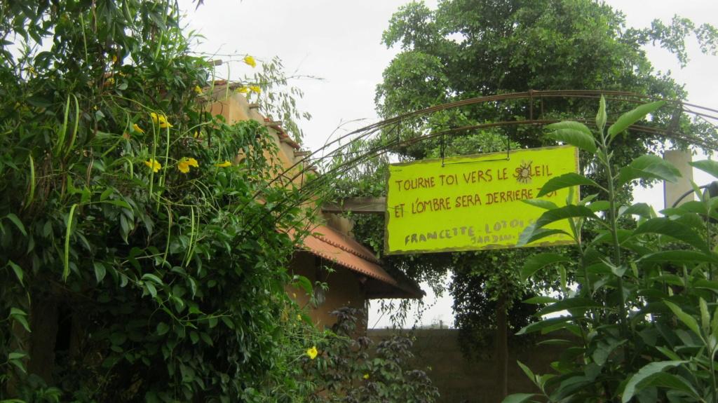 Au jardin de Kër Kumbë, la chaleur est là ! Img_2511