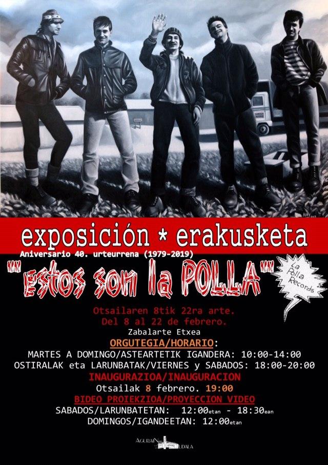 Ellos dicen mierda... el topic de La Polla Records - Página 3 2019-010