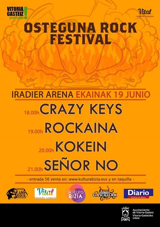 Azkena Rock Festival 2021. 17-18-19-Junio!!! 3 días. Iggy Pop!!!!. Black Mountain, Brian Wilson, Fu Manchu, L7, Patti Smith, Social Distortion.... - Página 10 20210510