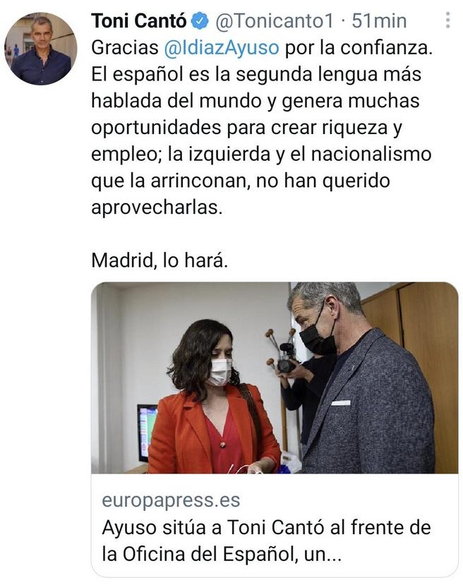 Toni Cantó vuelve a cambiar de Partido Político. - Página 17 Captu405