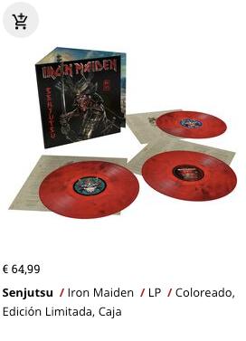 Iron Maiden - Senjutsu (2021) - Página 2 Captu431