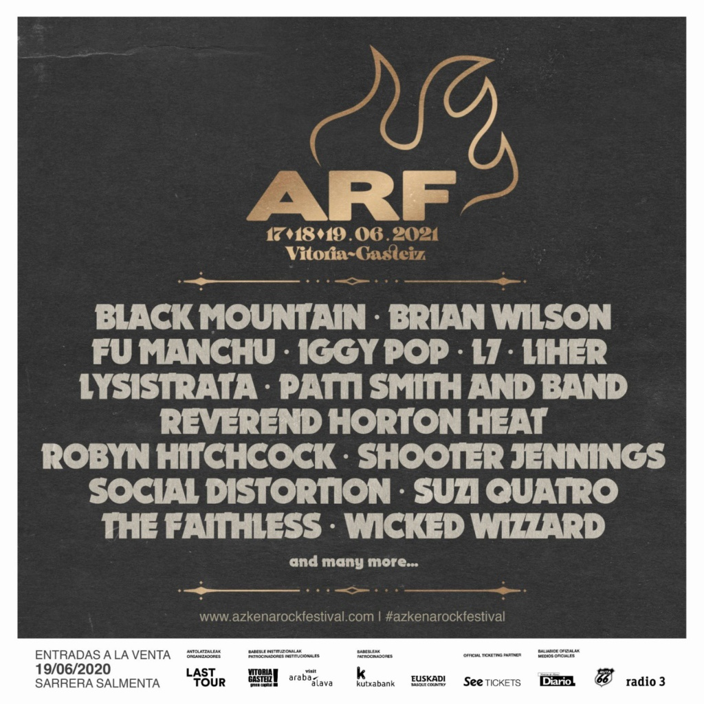 Azkena Rock Festival 2021. 17-18-19-Junio!!! 3 días. Iggy Pop!!!!. Black Mountain, Brian Wilson, Fu Manchu, L7, Patti Smith, Social Distortion.... - Página 20 Ex4rq-10