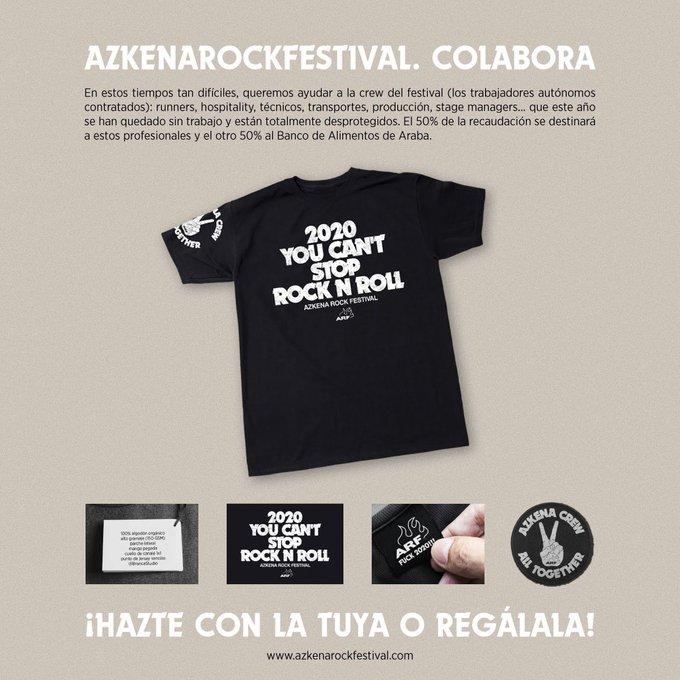 Azkena Rock Festival 2021. 17-18-19-Junio!!! 3 días. Iggy Pop!!!!. Black Mountain, Brian Wilson, Fu Manchu, L7, Patti Smith, Social Distortion.... Ex6puu10