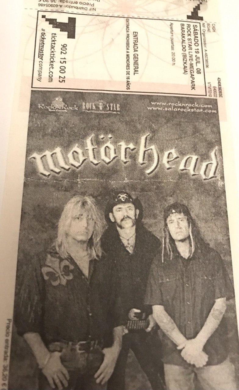 MOTORHEAD - Página 9 M14