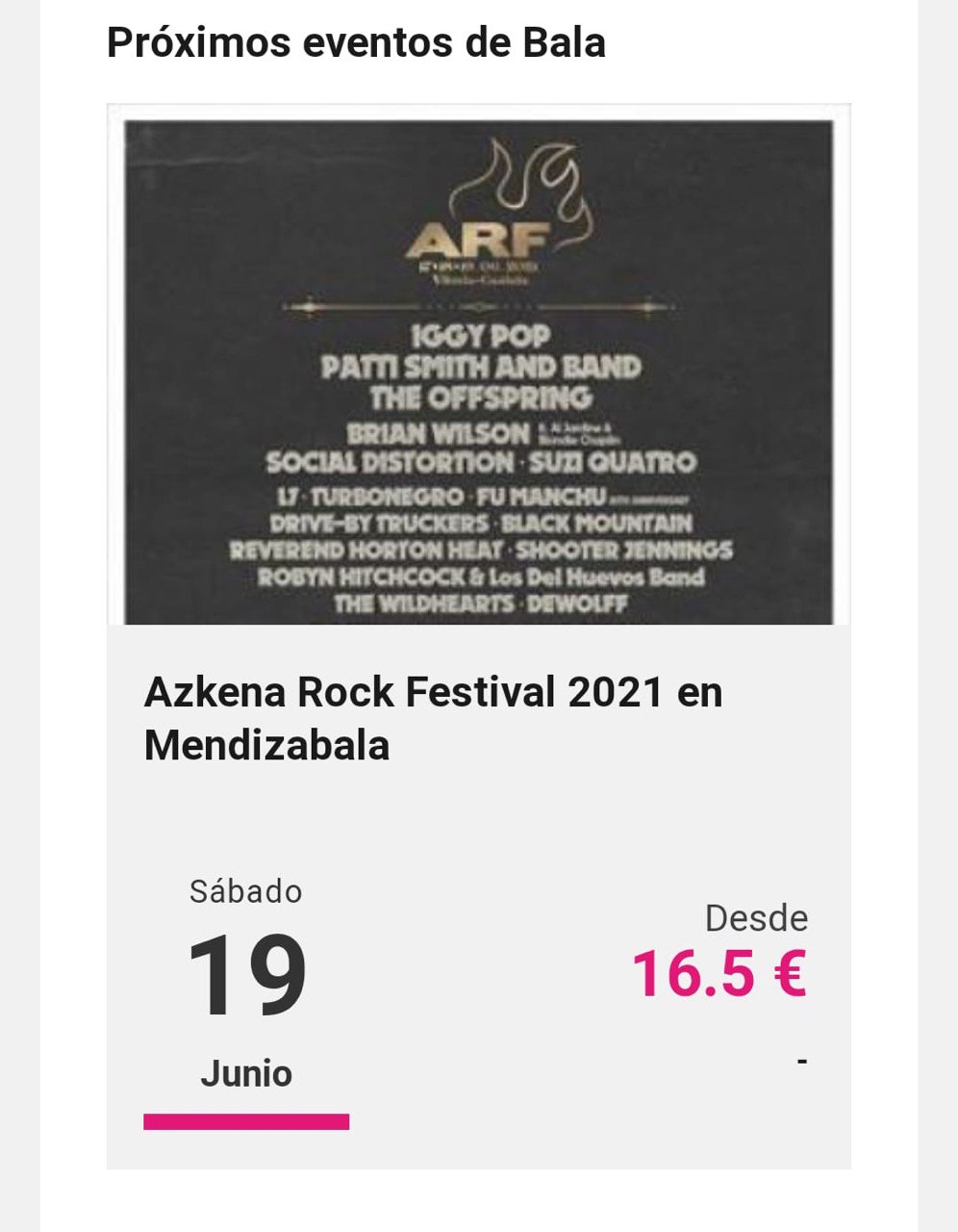 Azkena Rock Festival 2022. Daniel Romano - Página 8 M17