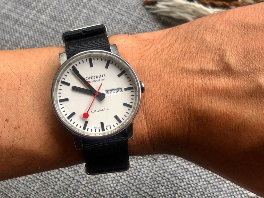 Relógio do Dia 3041b110