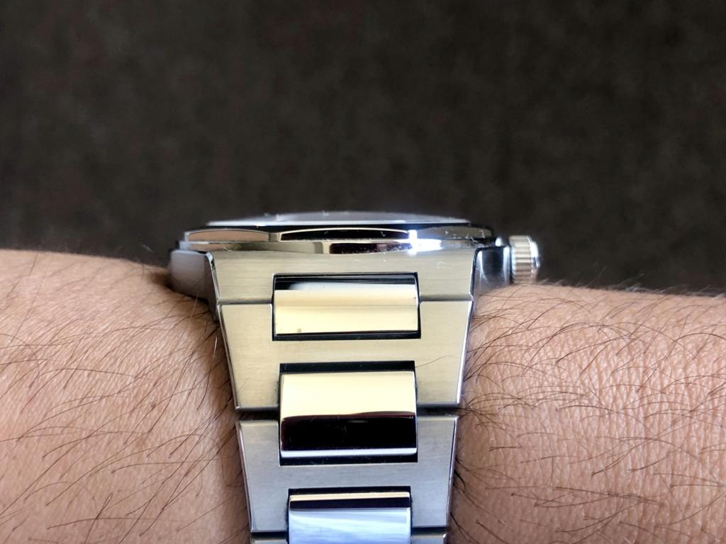 [Vendido] Relógio Girard-Perregaux Laureato, edição limitada 225.º aniversário Img_e445