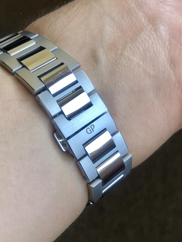 [Vendido] Relógio Girard-Perregaux Laureato, edição limitada 225.º aniversário Img_e446