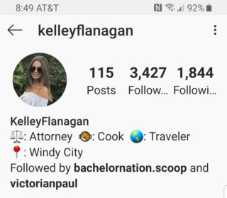 Kelley Flanagan - Bachelor 24 - *Sleuthing Spoilers*  - Page 2 20191012