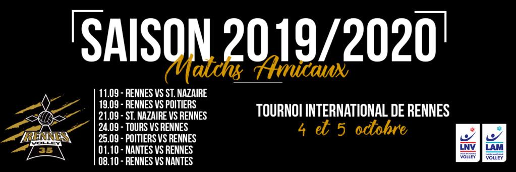 [Ligue A-AF-B] Matchs amicaux et tournoi de préparation (Saison 2019-2020)   Matchs10
