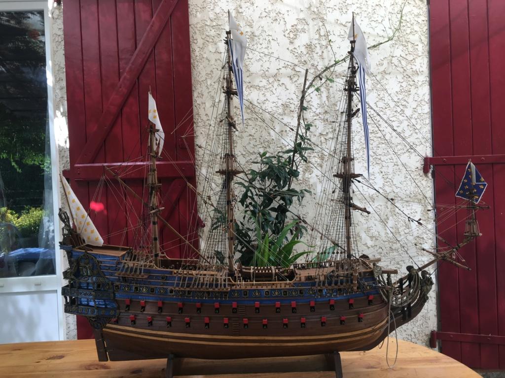 Mon deuxième bateau de Mantua/Sergal,le Soleil royal au 1/77éme de 1693  - Page 14 E44a3810