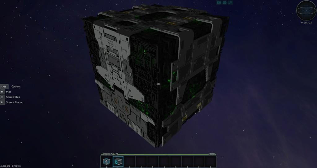 Star Trek dans Starmade Borg10