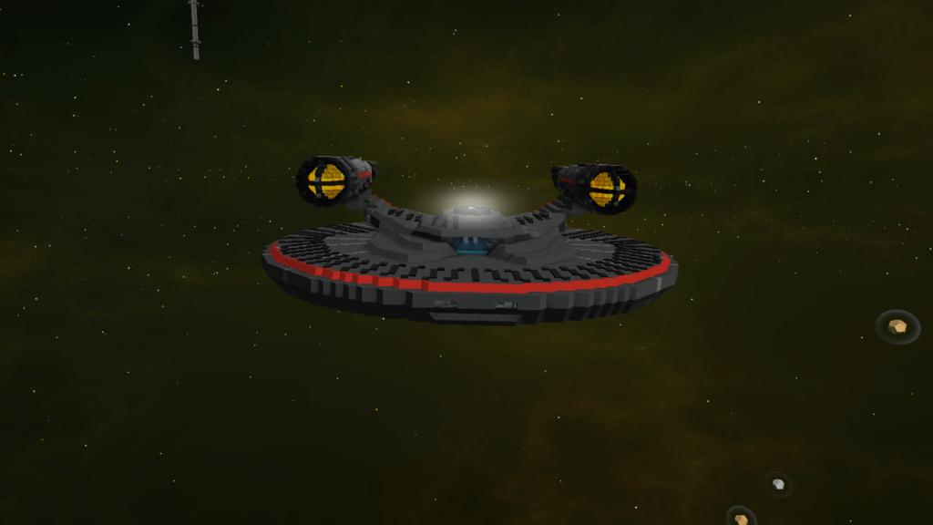 Star Trek dans Starmade Frankk10