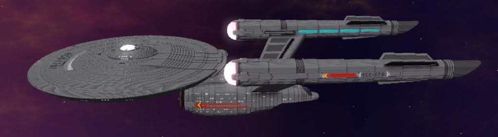 Star Trek dans Starmade Thebes10