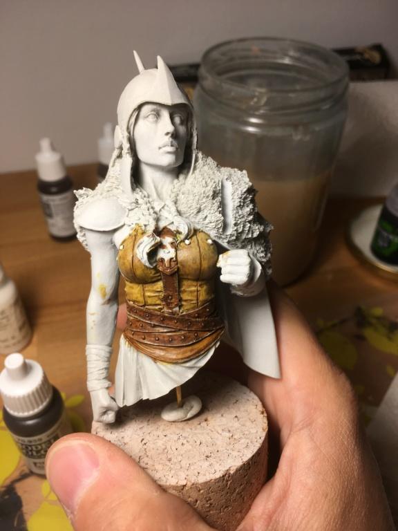 Sigrun - Premier buste ! Img_6813