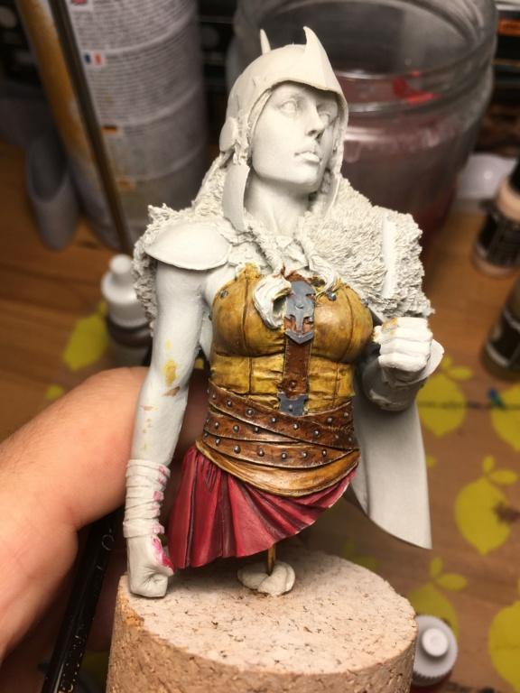 Sigrun - Premier buste ! Img_6814