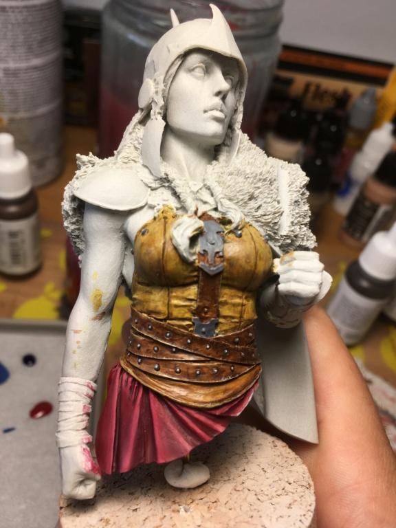 Sigrun - Premier buste ! Img_6815