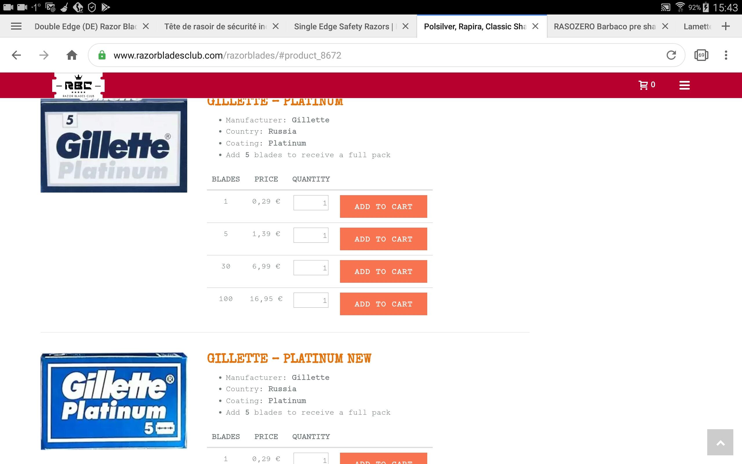 Gillette Platinum - Page 3 20191210