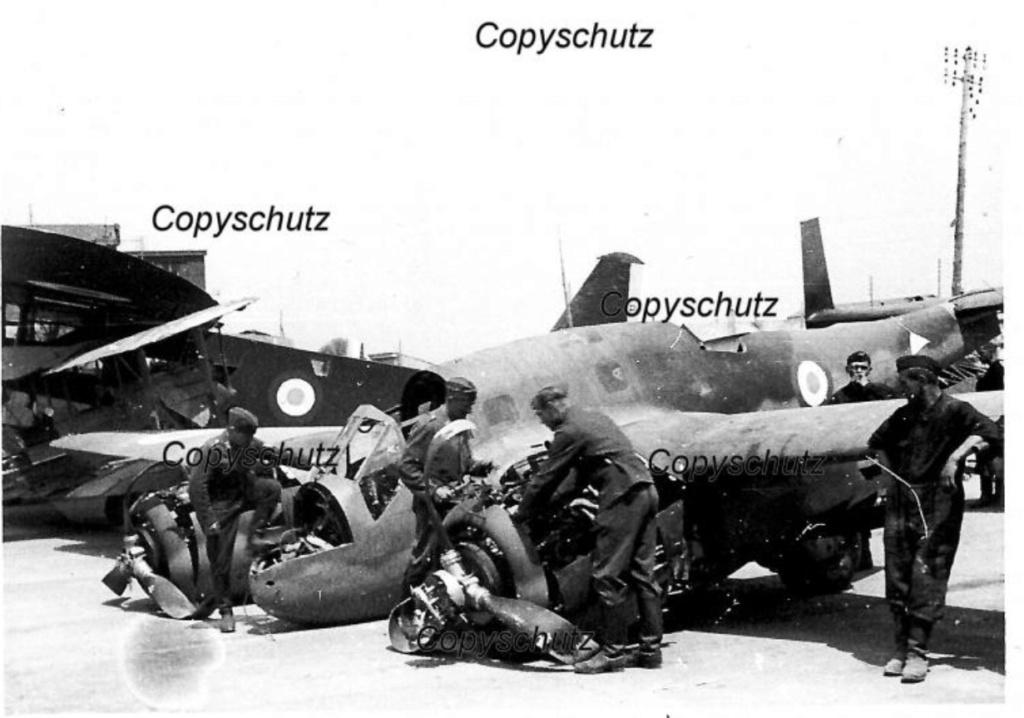 Recherches sur la base aérienne de d'Orléans-Bricy en 1940 Bre69311