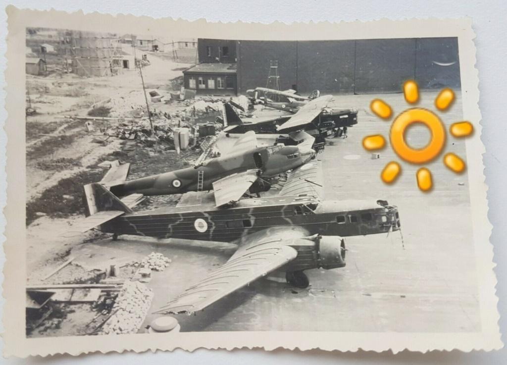 Recherches sur la base aérienne de d'Orléans-Bricy en 1940 Leo45112
