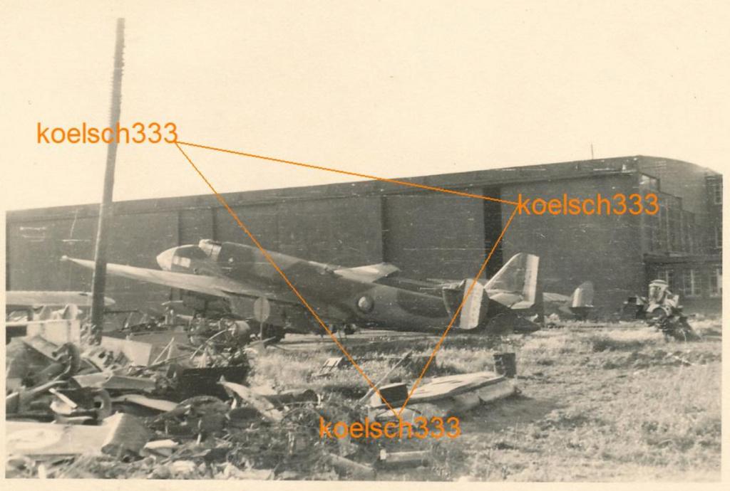 Recherches sur la base aérienne de d'Orléans-Bricy en 1940 Leo45113