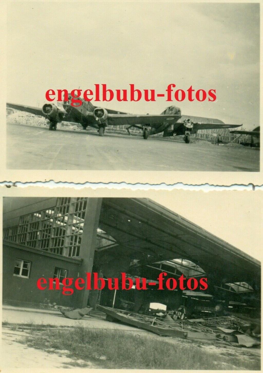Recherches sur la base aérienne de d'Orléans-Bricy en 1940 Leo45114
