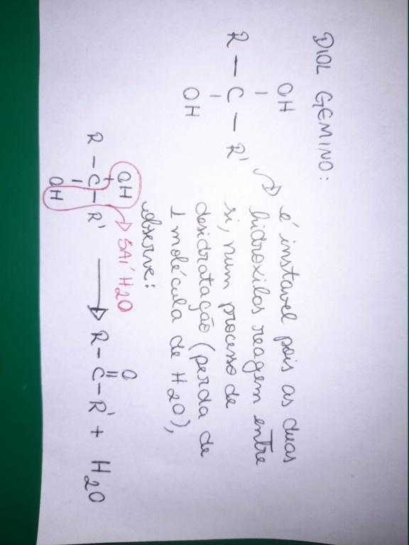 Dúvida em química orgânica  16191410