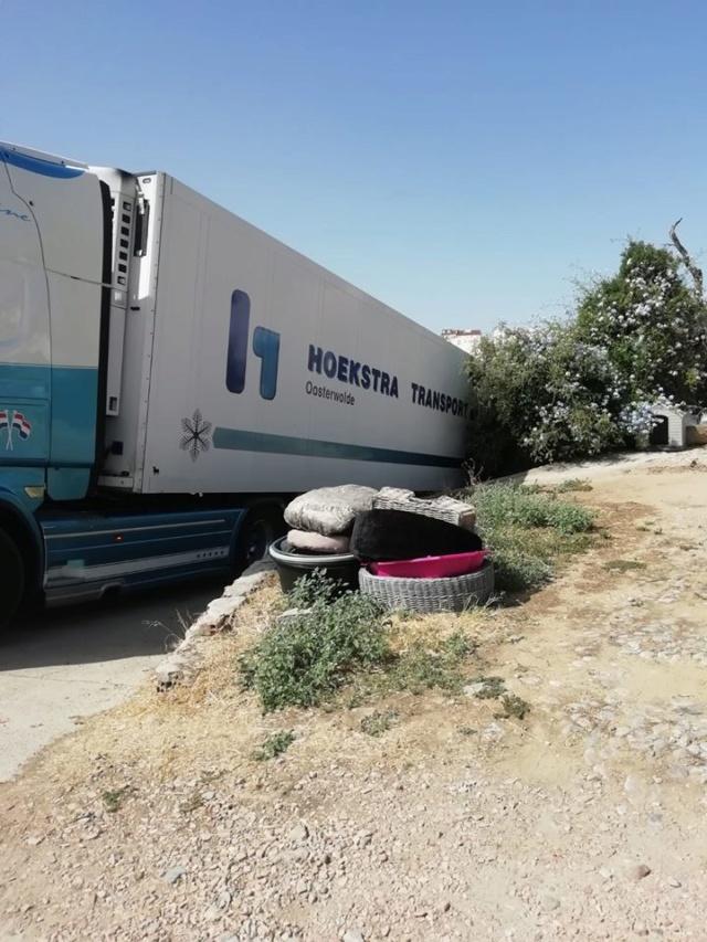 2 pallets voor van Asociacion Refugio libertad animal te Malaga 10653510