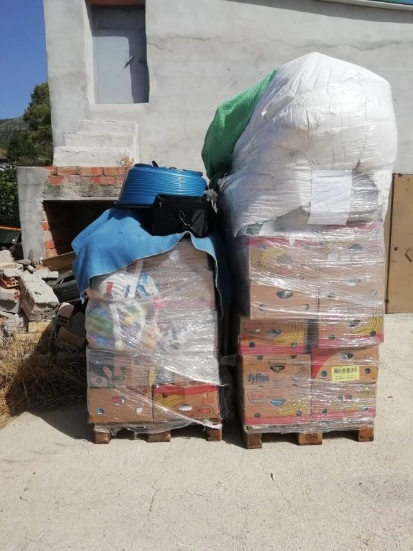 2 pallets voor van Asociacion Refugio libertad animal te Malaga 10677210