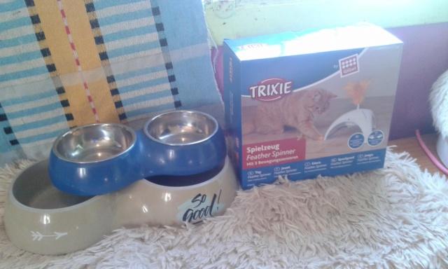 3 pallets voor Canis y Felis zijn aangekomen 96364410