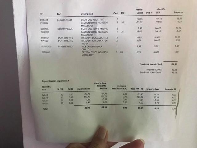 Voer voor de asielen 99059010